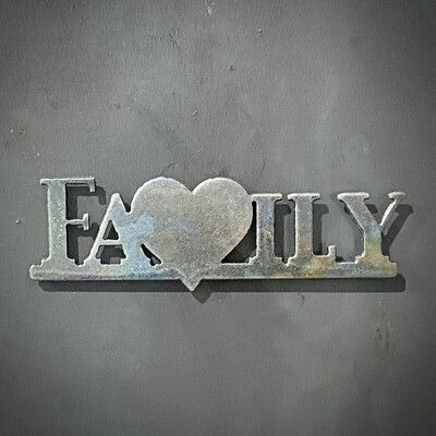 Family Refrigerator Magnet