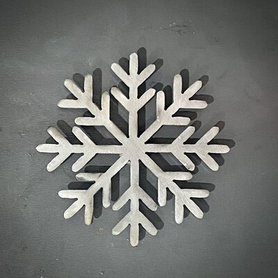 Snowflake Magnet (Style 1)