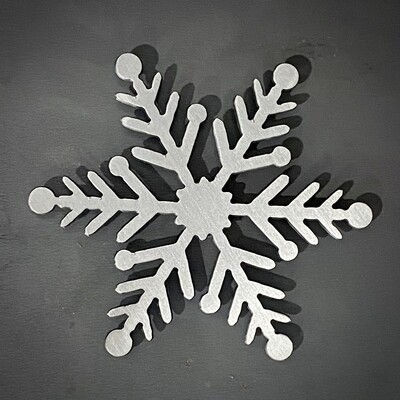 Snowflake Magnet (Style 2 )