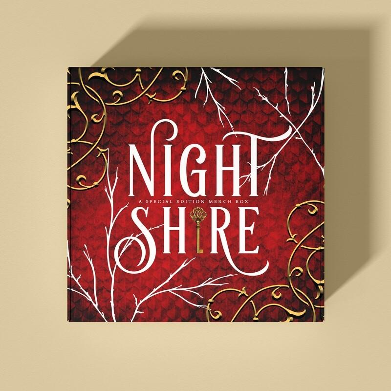 Nightshire Merch Box