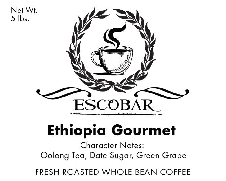 Ethiopia's Gourmet 5LB