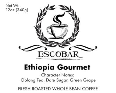 Ethiopia's Gourmet 12 oz