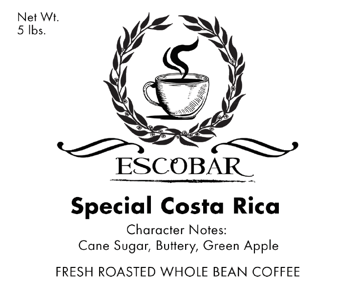 Special Costa Rica 5 LBS
