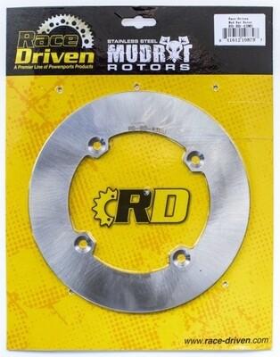 RACE DRIVEN MUD RAT SOLID ROTORS G2