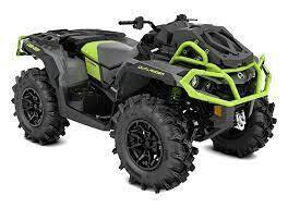 HD-GSP CAN-AM ATV AXLES