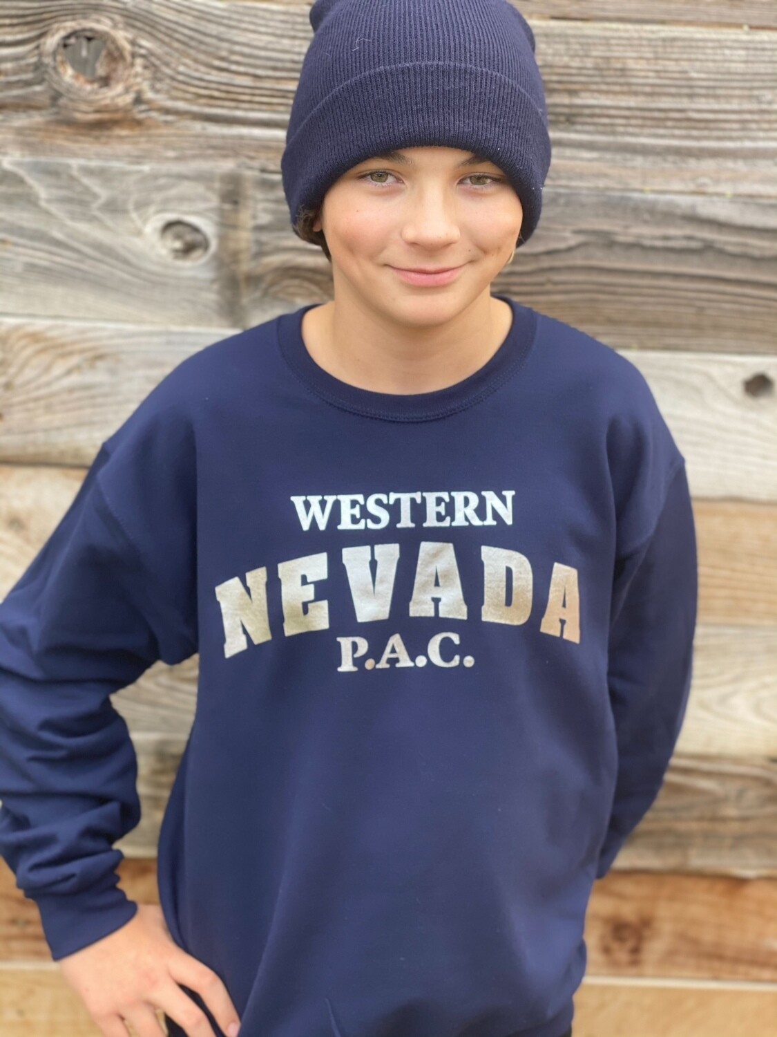 Western Nevada P.A.C. Sweatshirt and Hoodies Youth and Adult