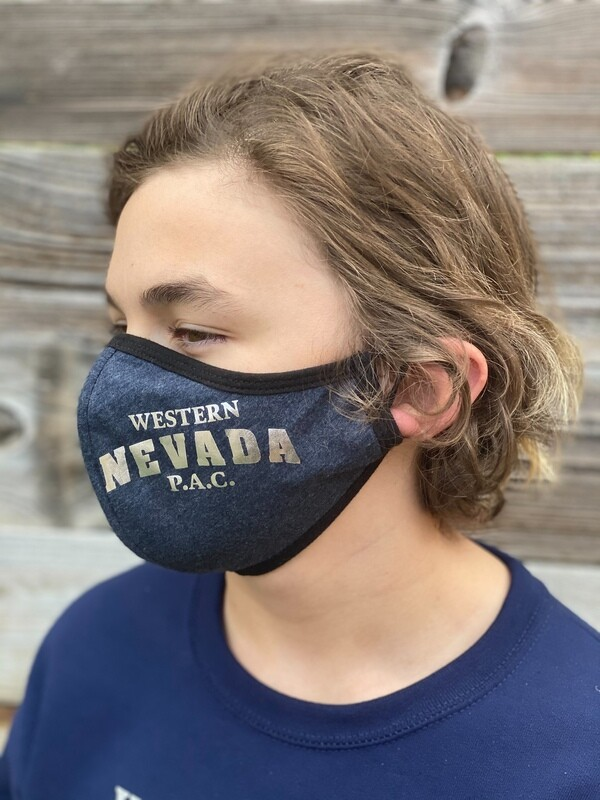 Western Nevada P.A.C. adjustable face 3D mask 3 Styles
