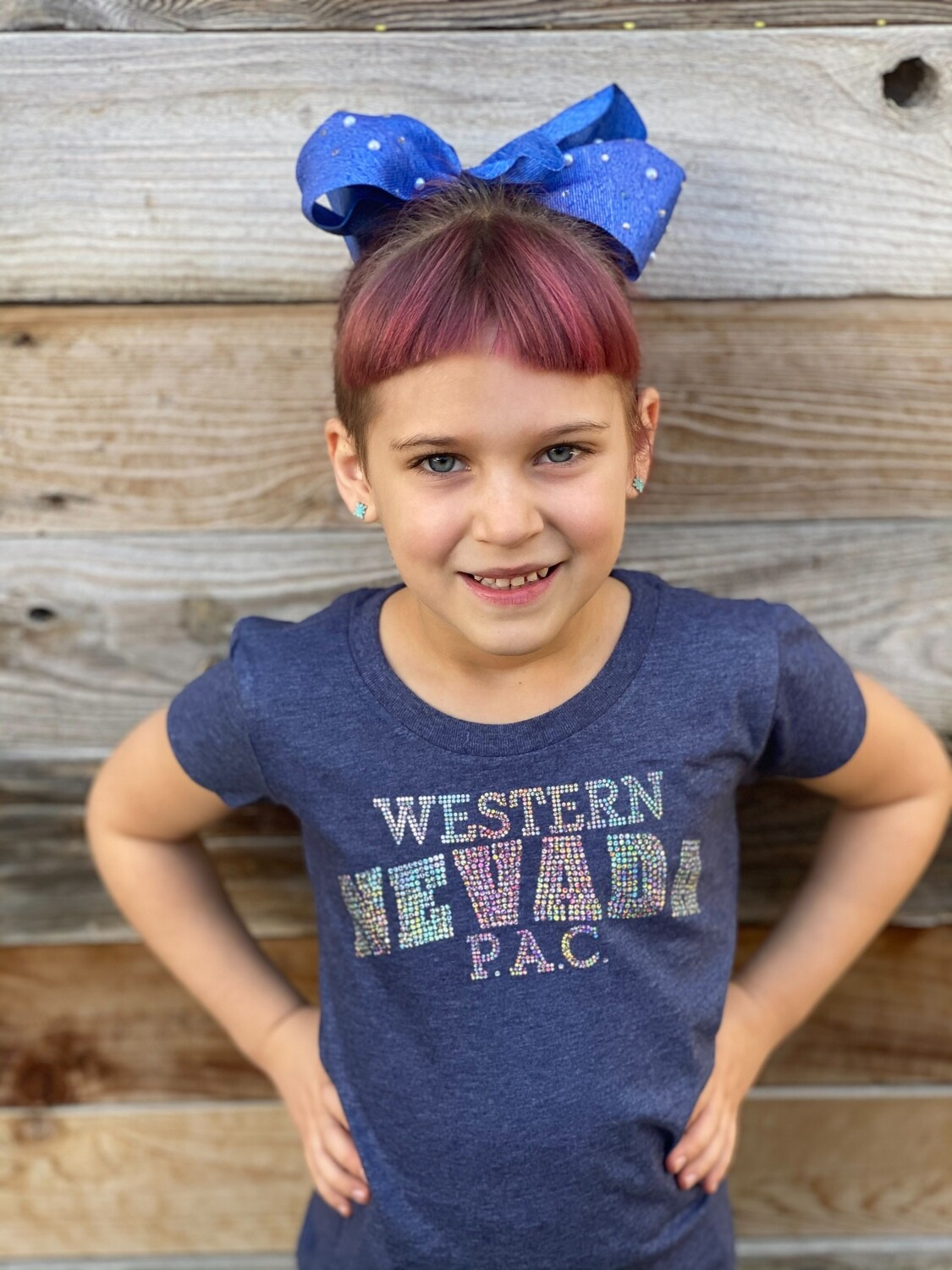 Girls Youth and Toddler Tees.