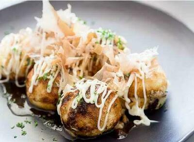Takoyaki (5pcs)
