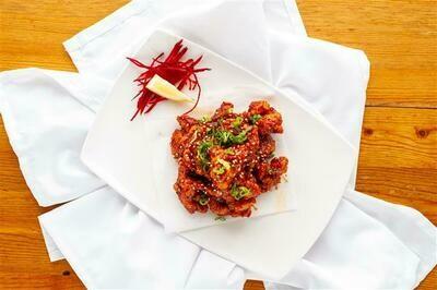 Spicy Chicken Kara-age