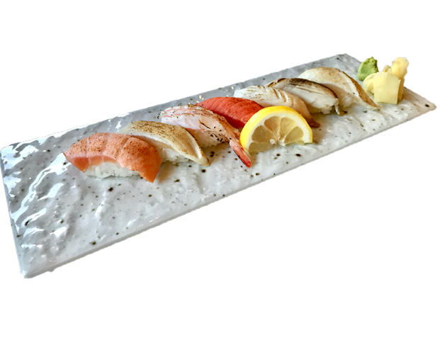 Aburi Sushi Combo