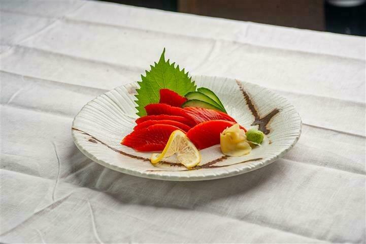 Wild Sockeye Sashimi