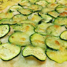 zucchini & patate