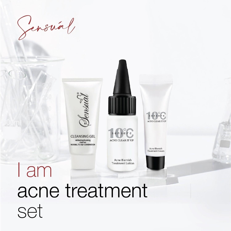 Acne Blemish Treatment Set