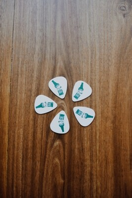 Guitar Plectrum Pack