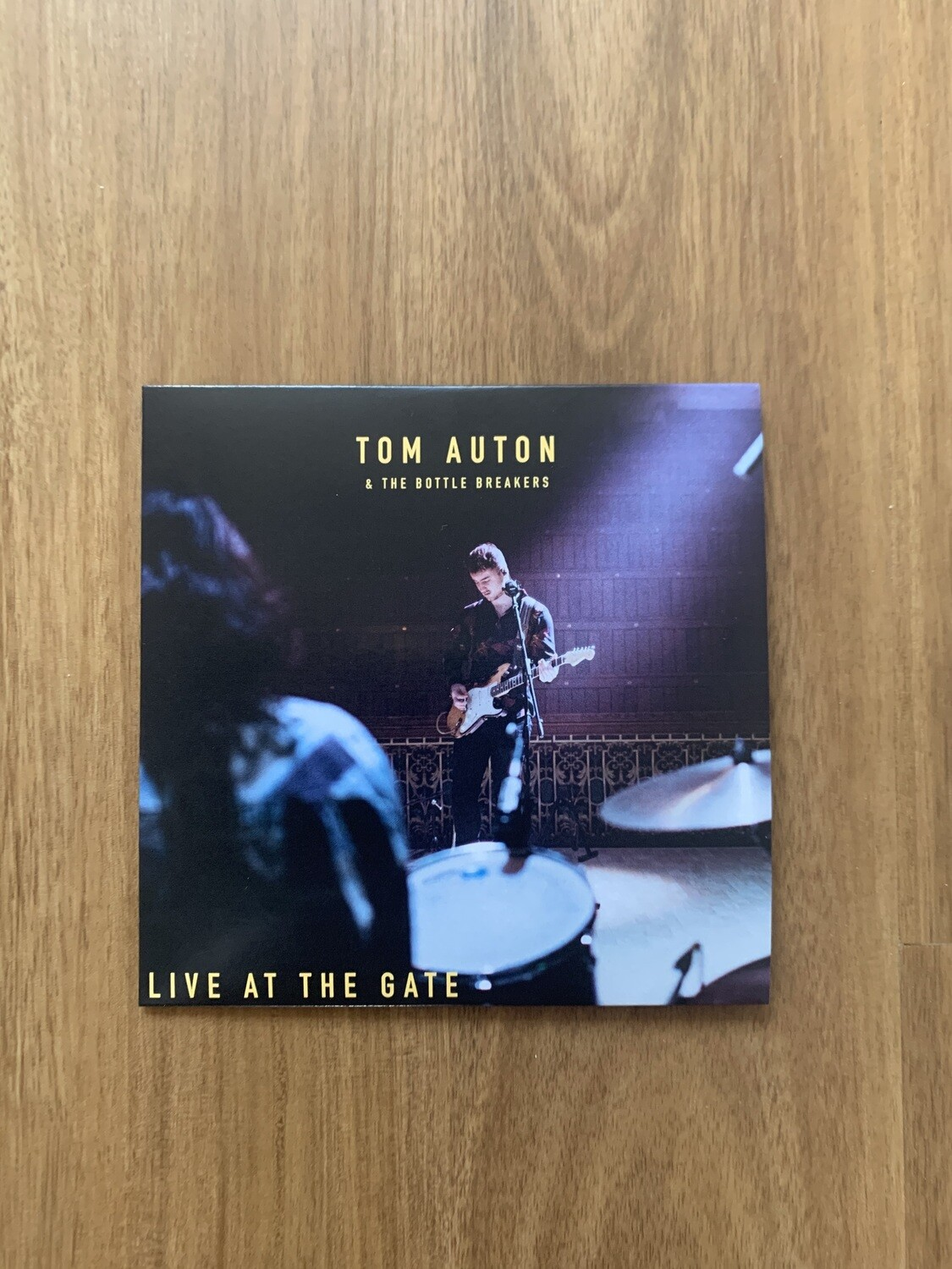 Live At The Gate - CD (LIMITED EDITION)