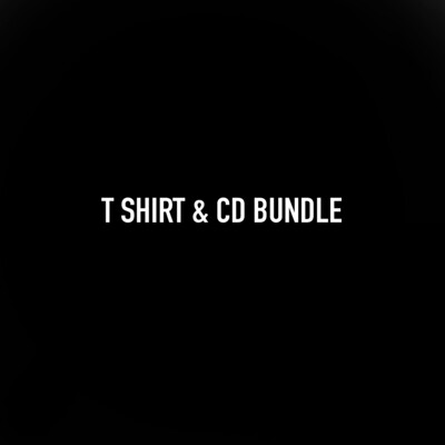 T Shirt & CD Bundle