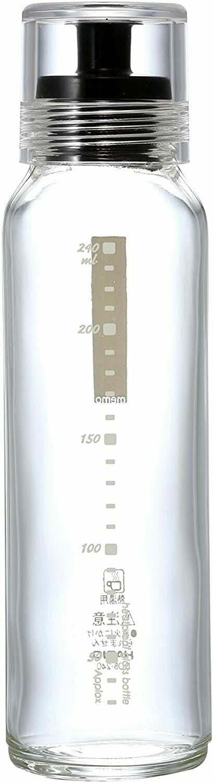 日本製HARIO玻璃餐桌用醬油醋瓶240ml
