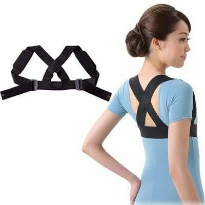 日本製磁性肩甲骨後背疼痛治療帶S-M
