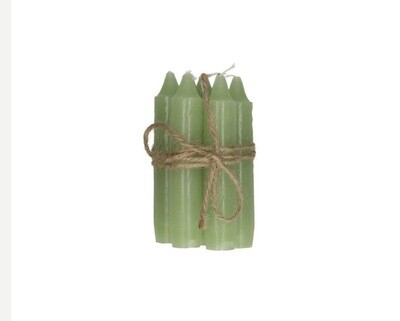 Bundle of candles (Green)