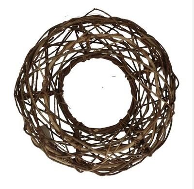 Medium woven wreath 38cm