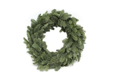 Fresh Christmas Wreath base (40cm)