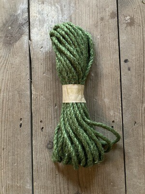 Jute Cord in Green