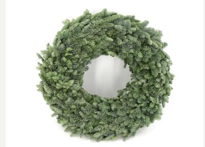 Fresh Christmas Wreath base (60cm)