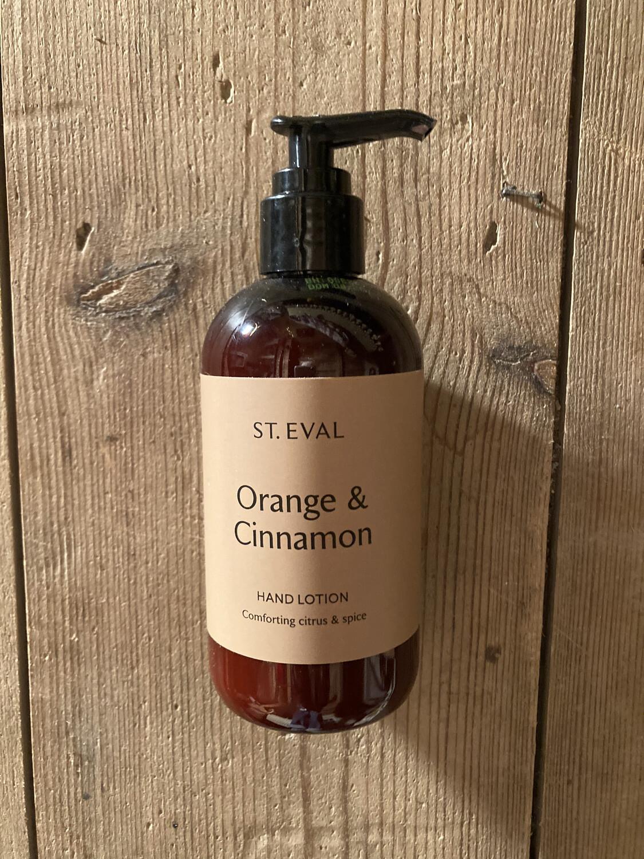 Orange & Cinnamon Hand Lotion