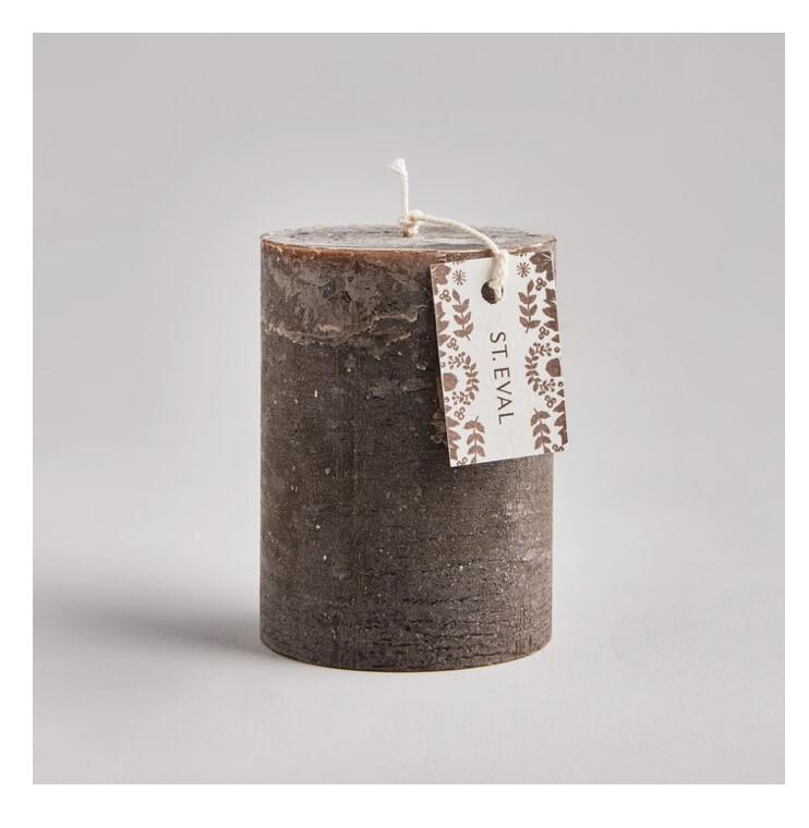The Folk Candle in Oak