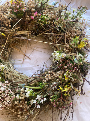 The Spring Wreath