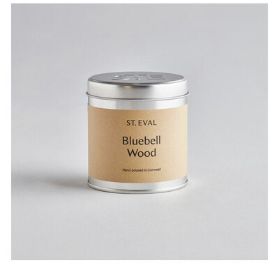 The Bluebell Wood Candle
