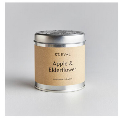 The Apple and Elderflower Candle