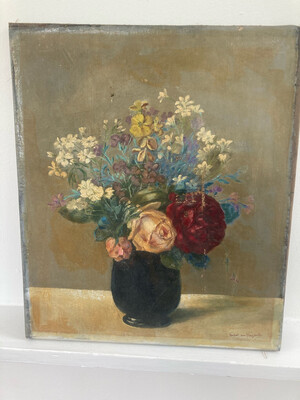 Old french floral
