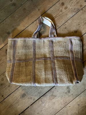 The Flower Market 'Jute' Bag