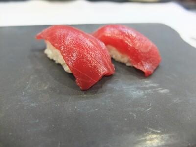 Nigiri de Maguro-tonyina  (2 peces)