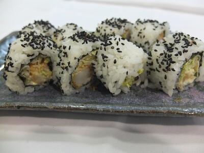 Uramaki Ebi-llagostí ( 8 peces)