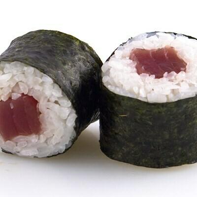 Hosomaki de Maguro-tonyina (8 peces)