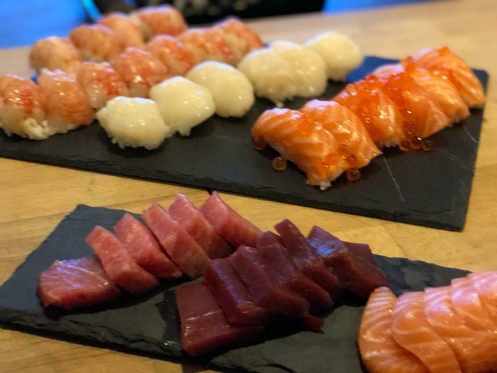 Sashimi de Toro (5 peces)