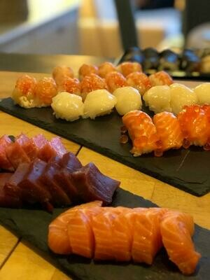 Sashimi de peix mantega (5 peces)