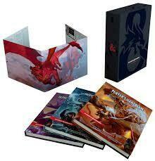 D&D 5E Core Rulebooks Gift Set SE