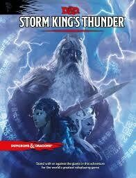 D&D Storm King's Thunder