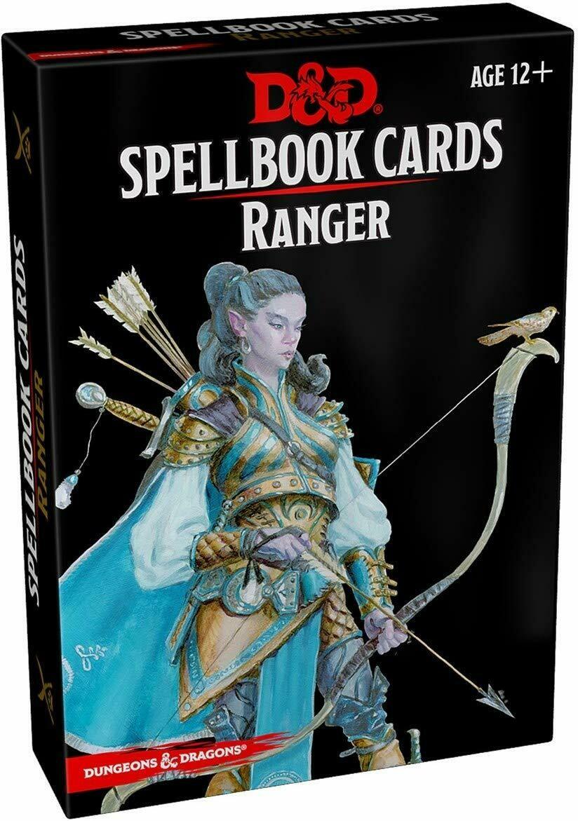 D&D Spellbook: Ranger