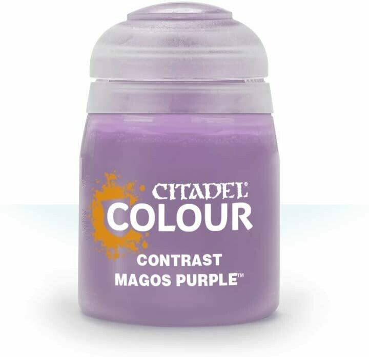 Contrast: Magos Purple Paint
