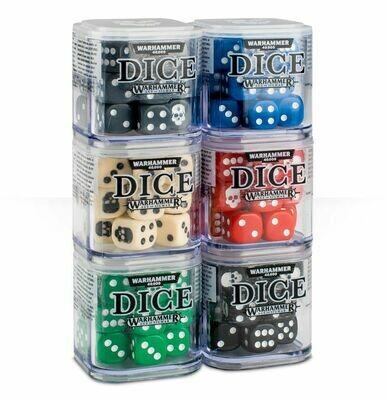 Citadel 12mm Dice Cube
