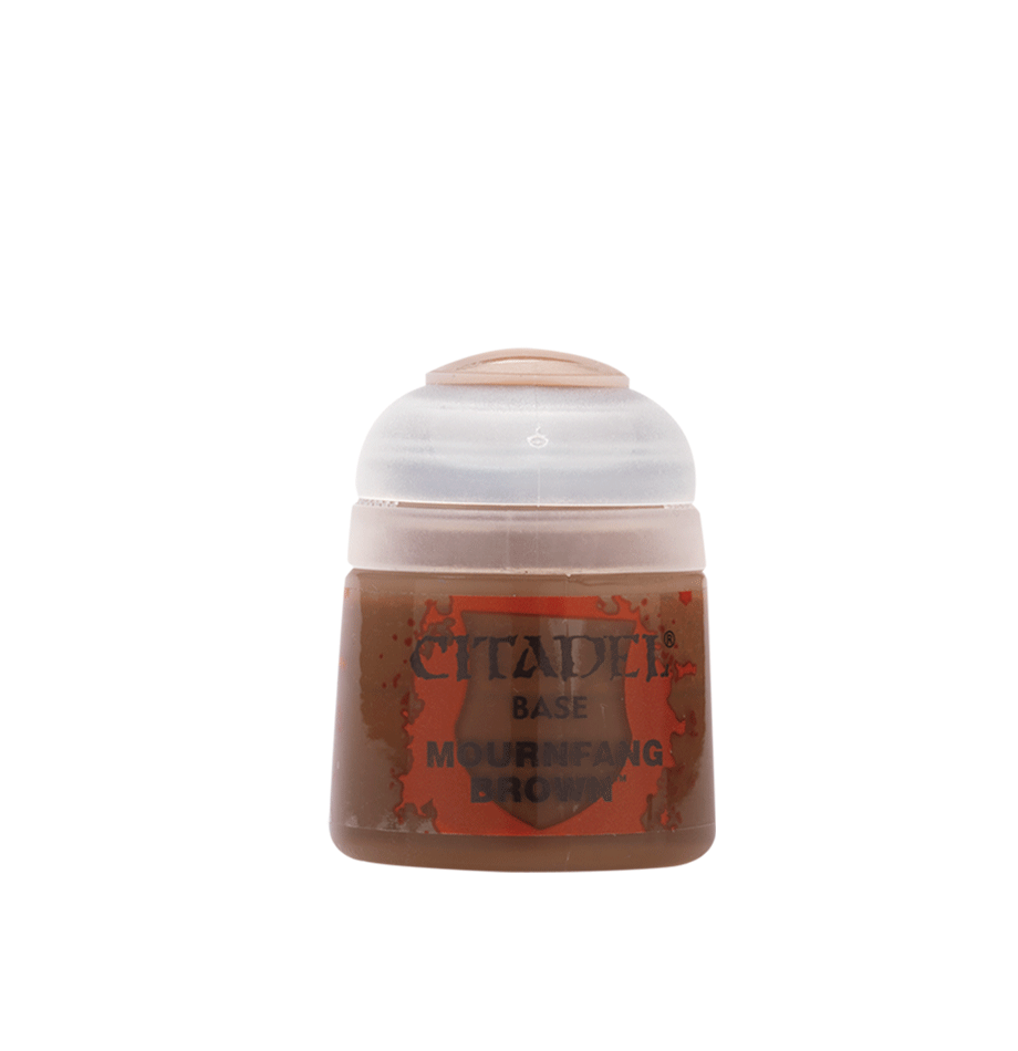Mournfang Brown Paint 12ml