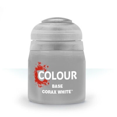Base: Corax White Paint