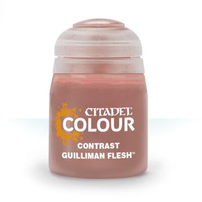 Contrast: Guilliman Flesh Paint