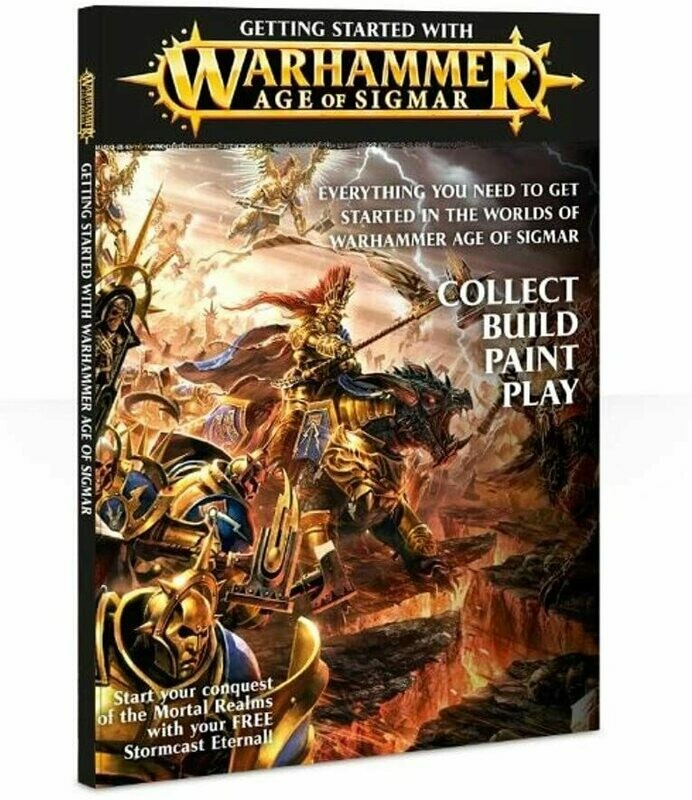 Getting Started With Warhammer: Age Of Sigmar