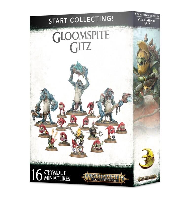 START COLLECTING! GLOOMSPITEGITZ